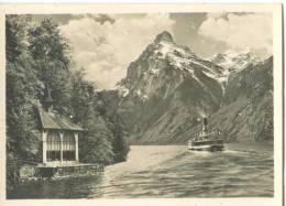 Switzerland, Lake Of Lucerne (Uri Branch) Tell Chapel, Mini Photo [12609] - Photography
