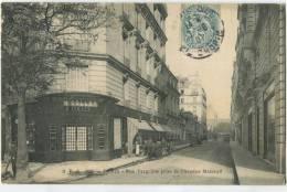 75016 PARIS Rue Pergolese Commerce H Collet - Arrondissement: 16