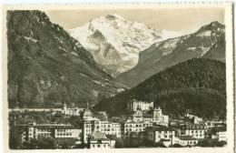 Switzerland, Interlaken Und Die Jungfrau Mini Photo [12620] - Other