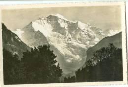 Switzerland, Die Jungfrau, Mini Photo [12621] - Photography