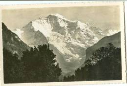 Switzerland, Die Jungfrau, Mini Photo [12621] - Other