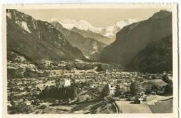 Switzerland, Wilderswil Bei Interlaken Mit Eiger, Monch Und Jungfrau Mini Photo[12622] - Other