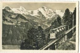 Switzerland, Interlaken, Harderbahn Mini Photo[12624] - Other