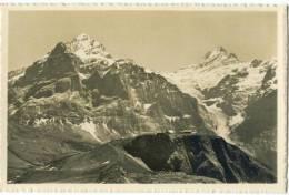 Switzerland, First Mit Wetterhorn, Schreckhorn Mini Photo[12625] - Photography