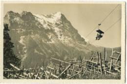 Switzerland, Bergbahn Grindelwald-First, Eiger, Mini Photo[12626] - Photography