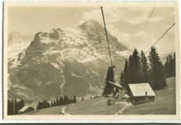Switzerland, Bergbahn Grindelwald-First, Eiger, Mini Photo[12633] - Other
