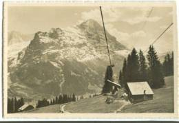 Switzerland, Bergbahn Grindelwald-First, Eiger, Mini Photo[12633] - Photography