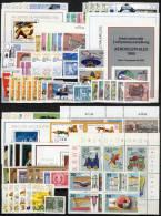 DDR 1980 Almost Compl. (no Mi.2548 But Some Double) MNH (postfrisch) VF - [6] République Démocratique