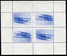 SWITZERLAND - Sheet Of Unidentified Labels (MNG) - Svizzera