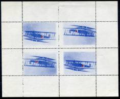 SWITZERLAND - Sheet Of Unidentified Labels (MNG) - Suisse
