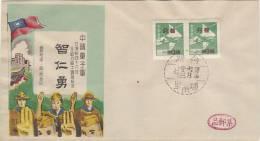 Taiwan-1959 Scout - Taiwán (Formosa)