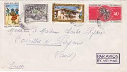 Lettre De La République Du Cameroun - Cameroun (1960-...)