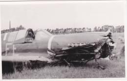 Curtiss P40 M Accident - Avion Airplane - New Zealand RNZAF - 1946-....: Moderne