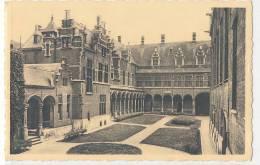 MALINES - Cour Du Palais De Justice - Malines