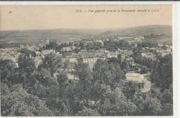 SPA - Vue Générale - Verviers