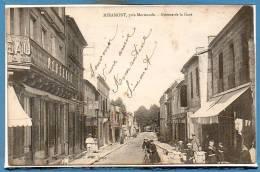 47 - MIRAMONT --  Avenue De La Gare - France