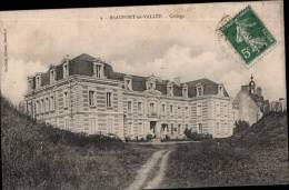 BEAUFORT EN VALLEE _ COLLEGE - France