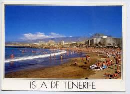 Espagne--ISLA DE TENERIFE--1992--Playa De Las Americas (animée),cpm N°5045 éd Matices - Tenerife