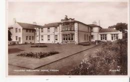TROON A 4460 MINERS WELFARE HOME (CARTE PHOTO) - Ayrshire