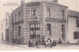 "¤¤  -  50   -  LE GAVRE   -  Hôtel , Restaurant  "" Moderne ""   -  ¤¤ - Le Gavre"