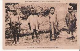 BENIN 14 ENFANTS CATECHUMENES A EKITI ADO (BELLE ANIMATION) - Benin