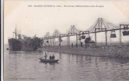 ¤¤  -    1903   -   BASSE-INDRE   -  Nouveau Débarcadère Des Forges  -  Bateau à Quai    -  ¤¤ - Basse-Indre