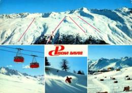 DAVOS - Pischalbahn Und Bergrestaurant Pischa - GR Grisons