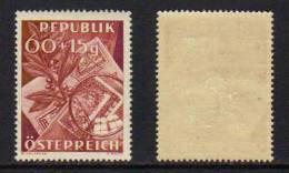 AUTRICHE / 1949  # 782 & 783 */** / COTE 17.50 EUROS (ref T1463-4) - 1945-.... 2nd Republic