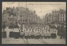 DF / 45 LOIRET / ORLEANS / FÊTES DE JEANNE D' ARC - LA MAITRISE DE LA CATHEDRALE - Orleans