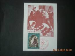 MONACO    866   CROIX ROUGE   ST VINCENT DE PAUL  BONNAT - Croix-Rouge