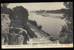 Saint Cyr: Parc De Beaurépit, La Loire Entre St Cyr Et Tours - Saint-Cyr-sur-Loire