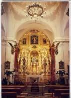Espagne--MIJAS--Artistico Y Bello Santuario Nuestra Senora Inmaculada Concepcion,cpm N° 39 éd Antonio - Espagne