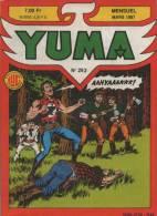 YUMA N° 293  AVEC ZAGOR BE 03-1987 - Yuma