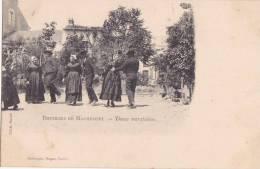 ¤¤  -  Environs De MACHECOUL  -  Danse Maraîchine  -  Folklore Vendéen    -  ¤¤ - Machecoul