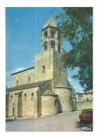 Cp, 26, La Garde-Adhemar, Abside De L'Eglise - Frankrijk