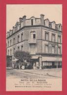 CABOURG LES BAINS --> Hôtel De La Poste. Place De La Mairie. Tenu Par O. BOIZARD - Cabourg