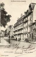 LUXEUIL LES BAINS Avenue Des Thermes Hôtel Des Bains Et Grand Hôtels - Luxeuil Les Bains