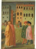 Raffigurazioni Del Vangelo-guarigione Dello Storpio E Ress.di Tabita-chiesa Del Carmine Firenze - Cristianesimo
