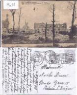 NIEUWPORT - RUINEN VAN DE HALLEN - Nieuwpoort