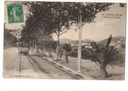 C P A---06---CANNES-LE CANNET---Boulevard Carnot---voir 2 Scans - Cannes