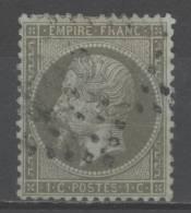 Napoléon III N° 19 Avec Oblitération Losange  TTB - 1862 Napoleon III