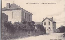 ¤¤   -  2122   -  SAINT-LYPHARD  -  La Mairie Et L'Ecole Communale   -  ¤¤ - Saint-Lyphard
