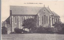 ¤¤   -  2124   -  SAINT-LYPHARD  -  L ' Eglise   -  ¤¤ - Saint-Lyphard
