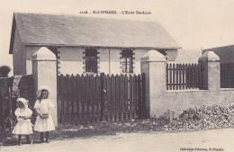 ¤¤   -  2128   -  SAINT-LYPHARD  -  L ´ Ecole Sainte-Anne   -  ¤¤ - Saint-Lyphard