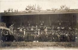 CPA -  LES  JOURNEES  ITALIENNES  (1903)  La Revue De Vincennes, La Tribune Officielle - Vincennes