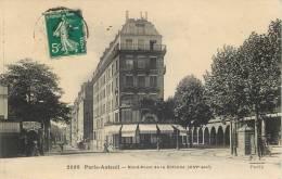 75016 - PARIS - Auteuil - Rond-Point De La Rotonde - Arrondissement: 16