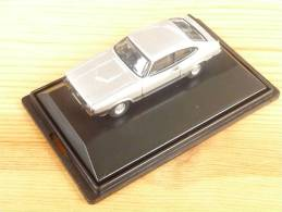 Oxford 76CAP001, Ford Capri MkIII, 1:76 - Véhicules Routiers