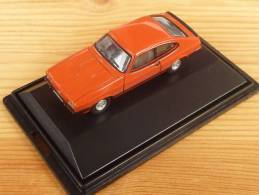 Oxford 76CAP004, Ford Capri MkIII, 1:76 - Véhicules Routiers