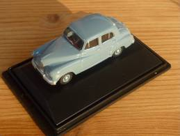 Oxford 76HH003, Humber Hawk, 1:76 - Véhicules Routiers
