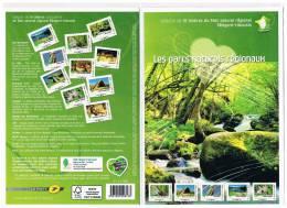 Les Parcs Naturels Régionaux Périgord-Limousin 2012 - France